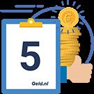 Tip 5: Zorgvergelijker betaling per jaar