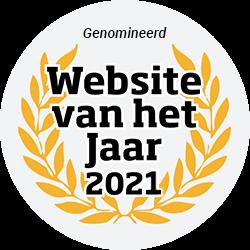 Website van het jaar 2021